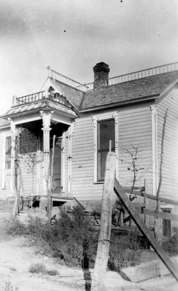 The Dalton Gang Hideout