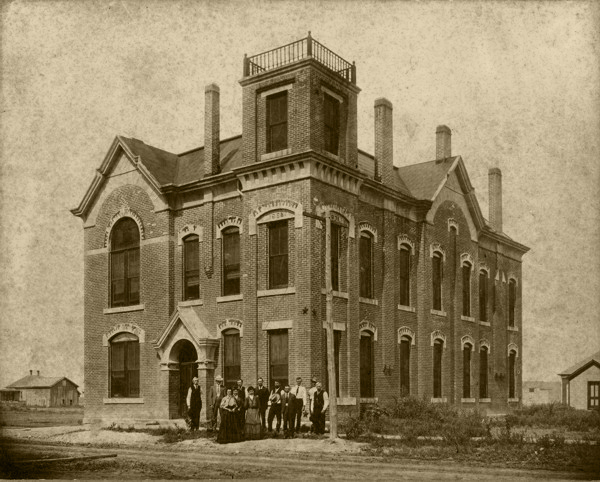 Meade County Courthouse 1888
