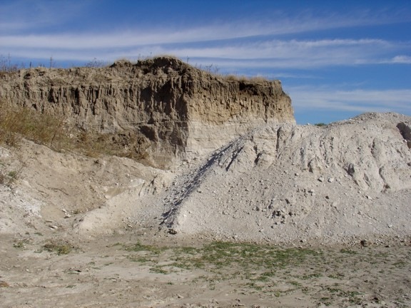 Cudaha Silica Mine in Meade County Kansas