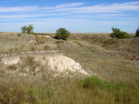 West Midland Silica Mine Meade County Kansas
