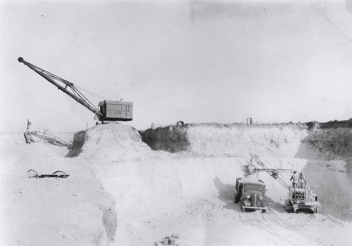 Silica Mining in Meade County KS