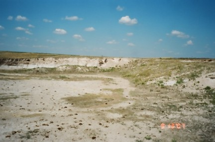 North Midland Silica Mine Meade County Kansas