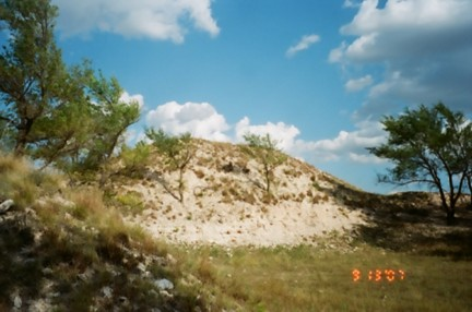 South Midland Silica Mine Meade County Kansas